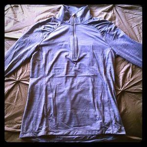 Blue / Slate Gray Athletic Jacket